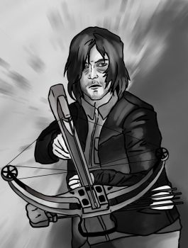 Daryl Dixon by DasAion