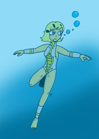Hydro Woman by JohnnyFive81
