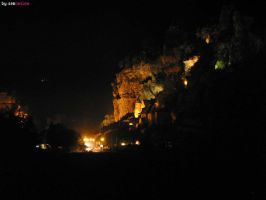 La Roque by Night by SeBDeSiGN
