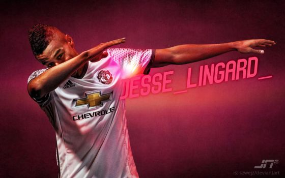 Jesse Lingard by darling12