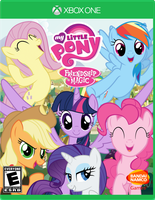 My Little Pony: Friendship is Magic The Videogame by DashieMLPFiM