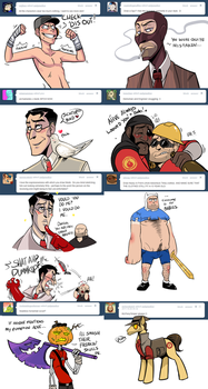 TF2 doodle requests 1 by Fluro-Knife