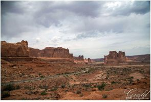 Drive: Arches 3 by ThisWomanWanders