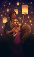 Tangled by Diablera