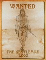 The Gentleman by sethu13