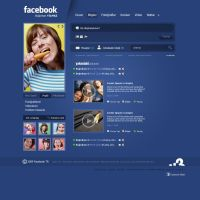 Facebook Profile v3 by SencerBugrahan