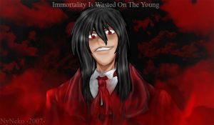 Immortality Wasted by NyNeko