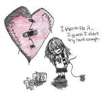 broken heart by Aaronfanatic