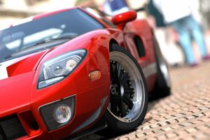 Ford GT40 by PokemonIsTheBest