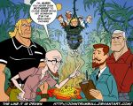 LIID 144: Venture Bros. Meets Jonny Quest! by johntrumbull