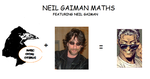 Neil Gaiman Maths by newtonthenewt