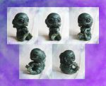 Baby Creature from the Black Lagoon by BittyBiteyOnes
