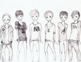 EXO-M by Yuilhan