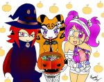 Costumes and Candy by Kris-the-Nintengirl