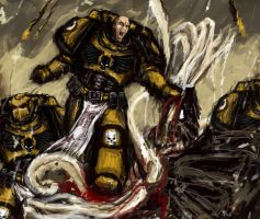 Imperial Fists m1 by Mishai