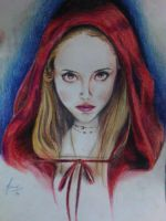 Red Riding Hood by PetiteChatNoir