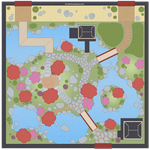 Mais Pond Map by Rubilight