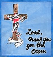 Thank you for the Cross by margemagtoto