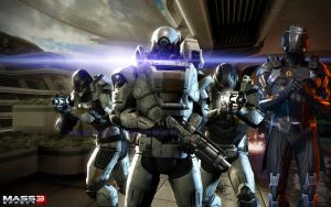 Cerberus Mass Effect 3-1440x900 by Storyboyx