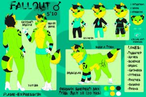 Fallout Ref 2015 by Flame-Expression