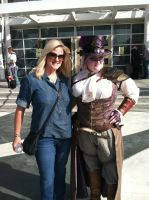 LBCC 2013 - My Mom by Elven-Jedi-X