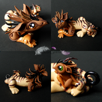 Thylacine griffins - SOLD by CalicoGriffin