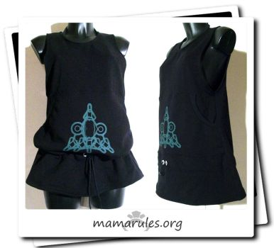 MAMARULES A+W 2011 - DRESS by mamarules