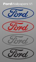 Ford Wallpaper V1 by Mitch-94