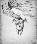 Only God can judge the actions of Angels by ShawnCoss