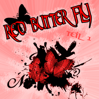 Red Butterfly by Kaira-sama