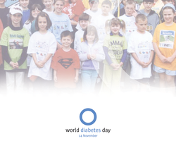 Worldwide Kids in Diabetes by Xinorbis