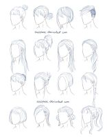 Hairstyles by SajoPhoe