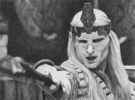 Prince Nuada by Fallen-Immortal