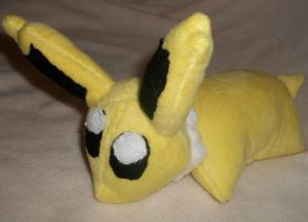 Jolteon Mini Pillow Pet by RanulfKitty