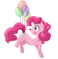 Pinkie Pie by SMeadows