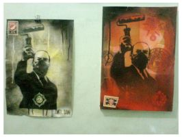 i have 2 lenin in my room by racuntikus