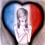 Pray for Paris by crazydesignlover16