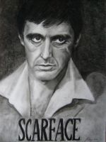 Scarface by effortlessness