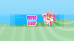 YouTube Banner - the Eevee Rider Channel by Supuhstar