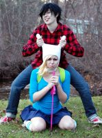Oh Marshall Lee... by MusketeersOfCosplay