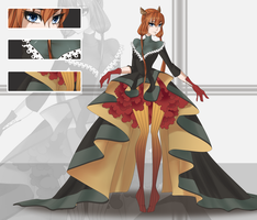 (CLOSED) Adoptable Character Auction  #2 by Risoluce