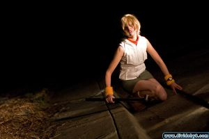 -Cosplay- Heather SH3 by BrokenPuppet
