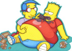 extra bart by prisonsuit-rabbitman