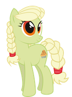 Granny Smith young by Spectty