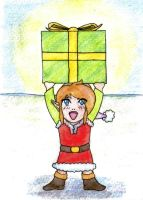The Legend of Zelda: A Link to Christmas by ShadowPhoenixRisen