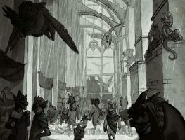 MalLoc: Market Alley by weremagnus