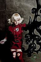 Blood Seras by spifzaya