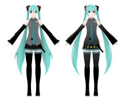 Version 1 and 2 Comparison by V--R