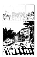 Devil's House pg 1 by AndrewKwan