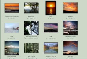 Feb submissions: 9th-14th by Scapes-club